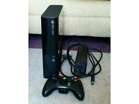 Xbox 360 E (latest model) 250gb With 25 games