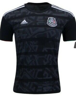 54d0f4feec2 adidas Mexico Official 2019 Home Gold Cup Soccer Football Jersey I have