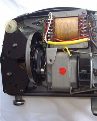 Bolex Paillard 18-5 18-5L Projector 3 Square Motor Belt Set Ship w/USPS Tracking