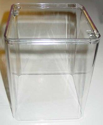 Komet Gumball Candy Vending Machine Clear Plastic Product Globe Part