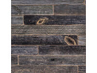 Old wood / Reclaimed timber rustic cladding boards - raw or processed