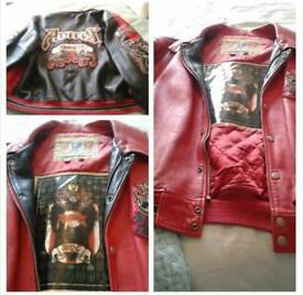 Jacket (Averex Leather)