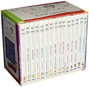 BABY EINSTEIN DVD 12 DISC SET COLLECTION FULL COMPLETE -READ DETAILS B4 PURCHASE