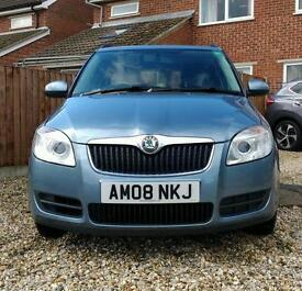 2008 Skoda Fabia 2 TDI 105 estate.