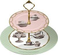 Katie Alice Cupcake Couture 2-tier Base Torta In Contenitore Di Cappello -  - ebay.it