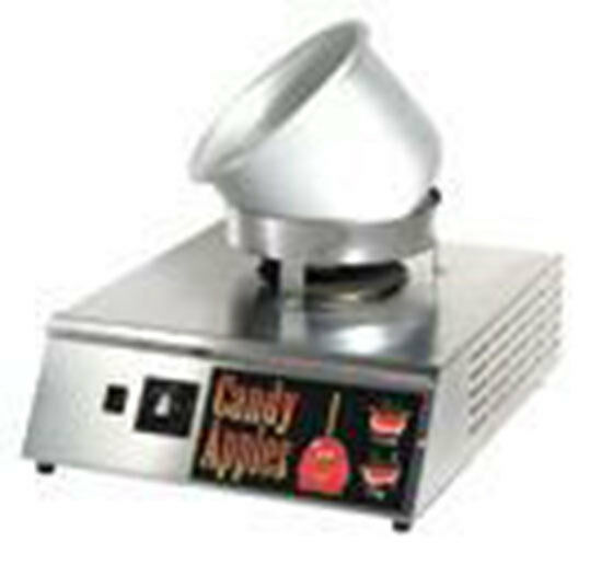 Gold medal #4416 Hot Shot Electric Candy  Apple Stove
