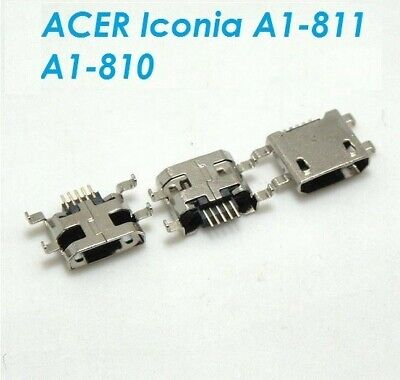 Acer Iconia A1-811 CONNECTEUR CHARGE MICRO USB A SOUDER