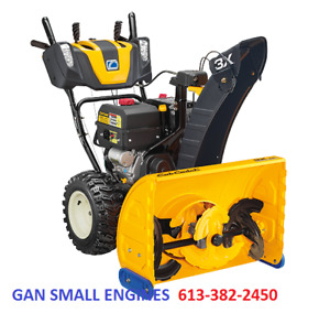 CUB CADET SNOWBLOWERS,$200 OFF SELECT MODEL,S 0%  FIN AVAIL
