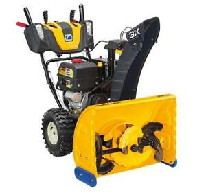 2018 Cub Cadet 3X™ 26 Snowblower