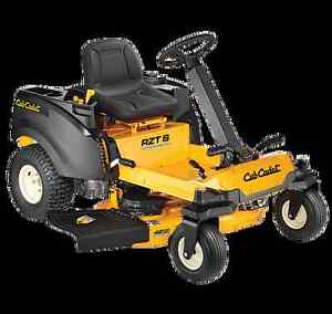 NEW RZTS CUB CADET ZERO TURN MOWER 42 INCH CUT BARGAIN Fyshwick South Canberra Preview