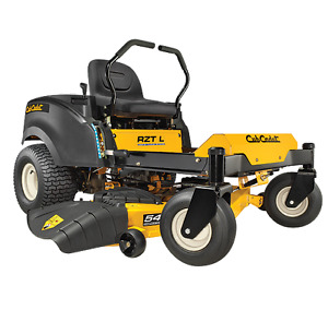 Cub Cadet RZT 54 L with Fabricated deck - $114.65 monthly OAC