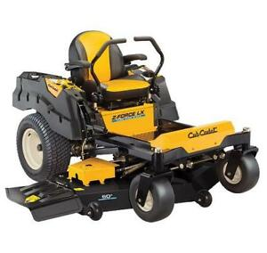 Cub Cadet Lawn Equipment!  0% Financing over 12, 24 or 36 months!  Choose your payment! Delivery available to your door!