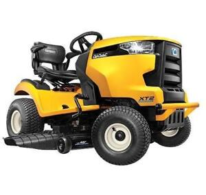 2018 cub Cadet XT2 LX46 - 21.5HP Kawasaki FR twin - $2799.00 and 0% financing