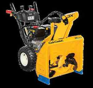 Cub Cadet 3X26HD Snowblowers - Finance for $53.31 Monthly