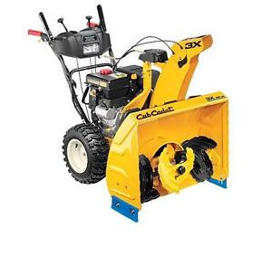 Cub Cadet 3X™ 30 HD Snowblower
