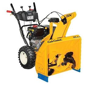 Cub Cadet 3X™ 26 HD Snowblower