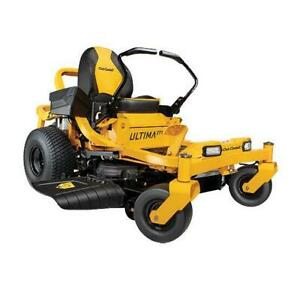 2019 Cub Cadet Ultima series ZT1 46 inch Zero Turn - only $92.00 monthly OAC 0%