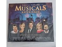 The ultimate Musicals Experience CD