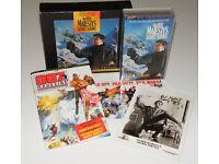 RARE JAMES BOND 007 VHS BOX SET