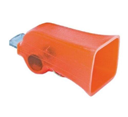 SportDOG SAC00-11755 ROY GONIA Answer Mega Dog Whistle Orange Without Pea