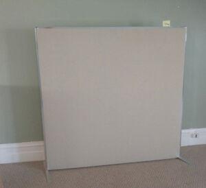 Office Partitions - Free Standing