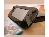BOXED NINTENDO WiiU HD MARIO KART BUNDLE MINT CONDITION PLUS 3 EXTRA NUNCHUCKS- RRP£220!