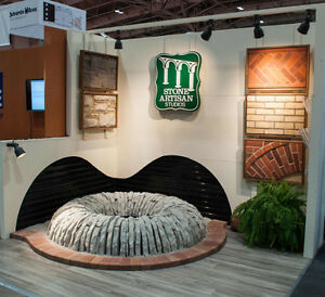 10ft x 10ft custom TRADE SHOW BOOTH for sale
