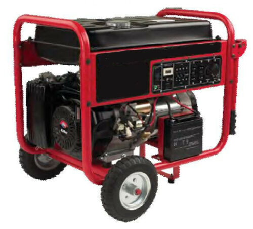 NEW 10,000 Watts Triton Gasoline Portable Emergency Backup Generator - PICK UP O