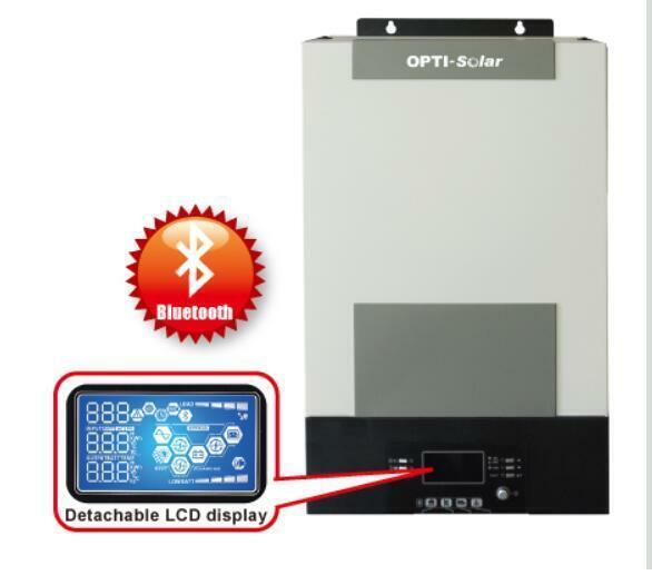 solar hybrid inverter 7000w 7kva dc48v 80a