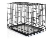 Folding pet crate/cage/playpen - hardly used