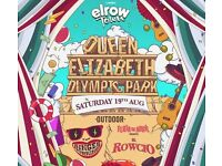 Elrow London Tickets for sale