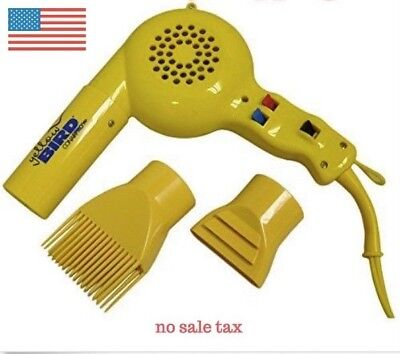 Bird Dryer (Conair Pro Yellow Bird Hair Dryer (Model: YB075W), Free Shipping,)