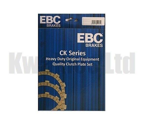 Kawasaki Ninja 250R EX250 2008-2012 Set EBC Heavy Duty Clutch Plates CK4521