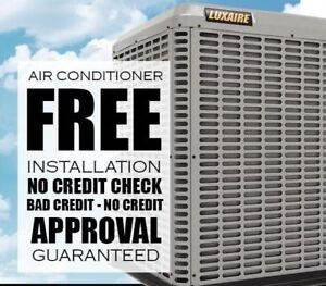 AIR CONDITIONING AND FURNACE INSTALLATIONS - BEST PRICES!