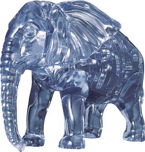 Neu Crystal Puzzle Elefant 3D Puzzles Kristallpuzzle Kristall Puzzle!142