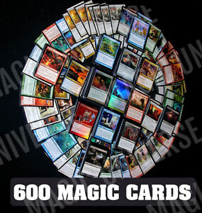 600-MAGIC-THE-GATHERING-MTG-CARDS-ULTIMATE-LOT-W-RARES
