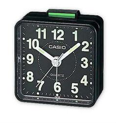 Casio Traveler Small Alarm Clock TQ140 TQ140-1D New Daily alarm