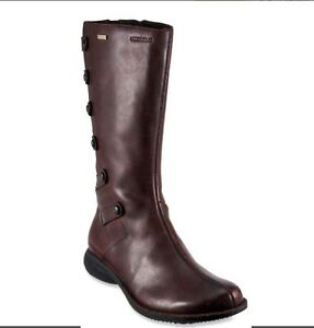 New Merrell Leather Boots Brown Women Size 7 Strathcona County Edmonton Area image 1