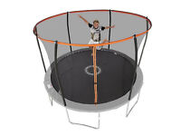12Ft Trampoline - hardly used