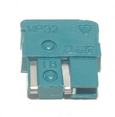 Daito MP32  Green Alarm Fuse  MP32 3.2A FREE SHIPPING [PZ0]