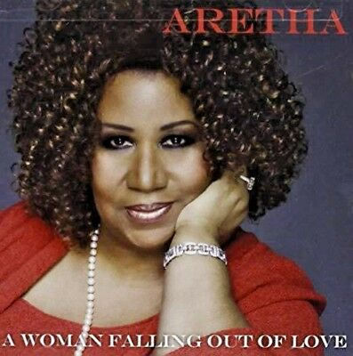A Woman Falling Out of Love by Aretha Franklin NEW CD,Gospel,12 TRACKS FREE