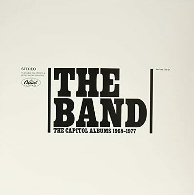 The Band - The Capitol Albums 1968-1977 (New Box Set Sealed 8LP) 180gram