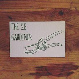 The S.E Gardener (Garden Maintenance)
