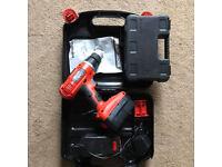Black & Decker EPC188 Cordless 18V & Additional Parts