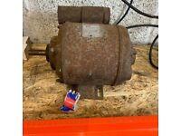 electric motors Single phase240v X 2