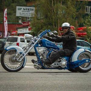 Custom Harley Davidson Trike