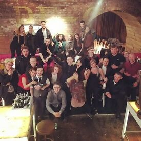 Revolution Deansgate Locks are looking for Bar Staff, Bar Backers and Floor Staff!