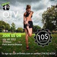 OTV-FITNESS BOOTCAMP 10$