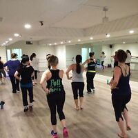 ZUMBA - Dance Fitness Classes