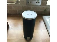Acoustic solutions portable bluetooth speaker